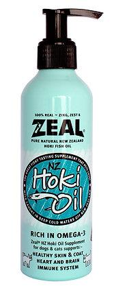 Zeal Dogs & Cats Hoki Fish Oil ( 220ml )
