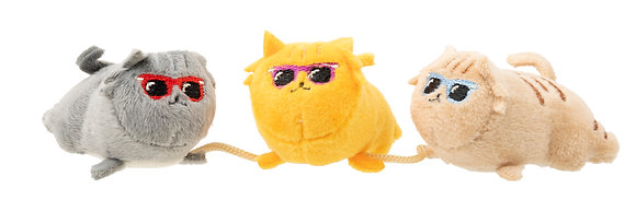 Fuzzyard Coolcats Cat Toy