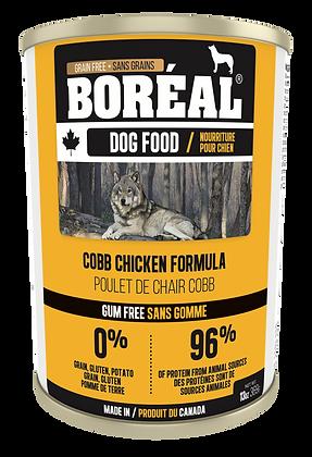 BORÉAL CANADIAN COBB CHICKEN FORMULA ( 369g )