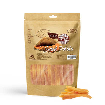 Absolute Bites Air Dried Sweet Potato ( 350g )
