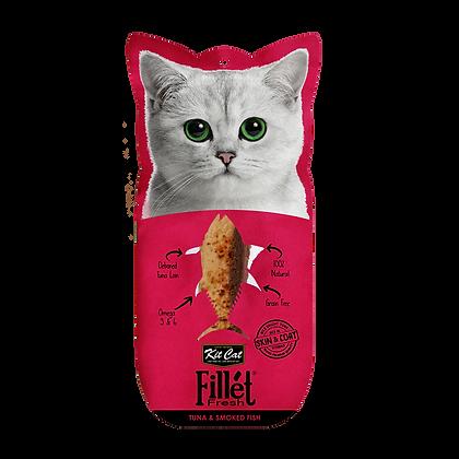 Kit Cat Fillet Fresh Tuna & Smoked Fish