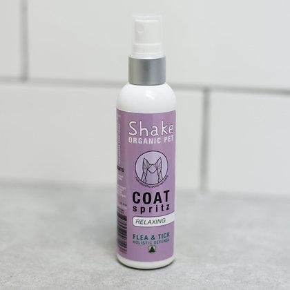 Shake Organic Coat Spritz Relaxing (4.5 fl oz)