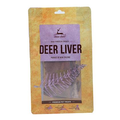 Dear Deer Liver (50g)