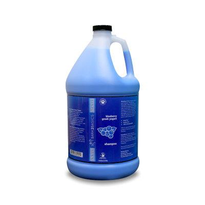 Bark 2 Basics BlueBerry Greek Yogurt Shampoo ( 16oz / 1 Gallon)