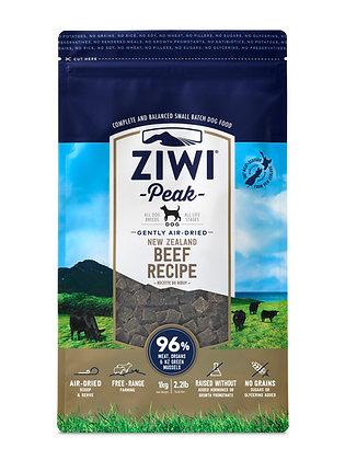 Ziwi Peak Air Dried Beef Dog Food