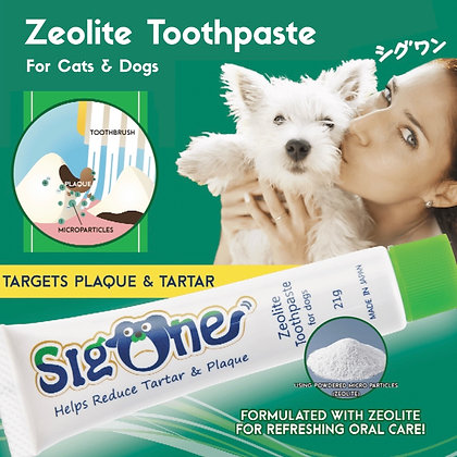 Zeolite Toothpaste (21g)