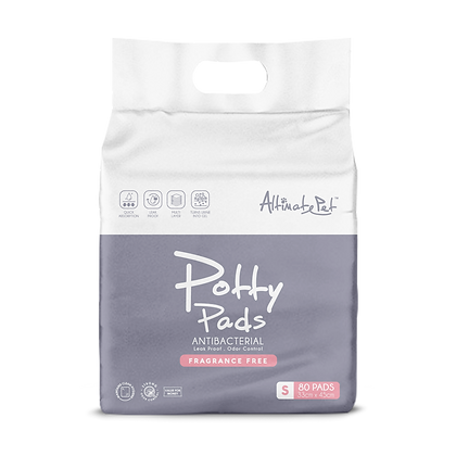 Altimate Potty Pads Antibacterial S ( 80 Pads )