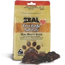 Zeal Veal Meaty Bites ( 125g )