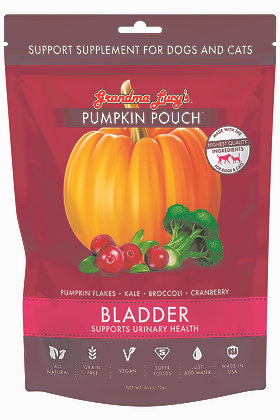 Grandma Lucy's Pumpkin Pouch Bladder (6oz)
