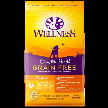 Wellness Complete Health Puppy Deboned Chicken & Salmon Meal ( 4lb/ 12lb/ 24lb )