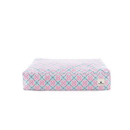 Ohpopdog Microbeads Bed COVER Bibik Pink 14