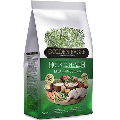 Golden Eagle Holistic Health Duck & Oatmeal Formula( 2kg / 12kg / 15kg )