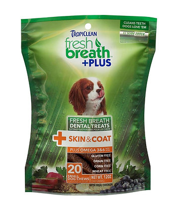 Fresh Breath Chew - Skin & Coat