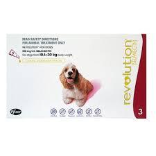 Revolution for Dogs 10.1Kg - 20 Kg