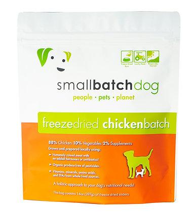 Smallbatch Freeze Dried Chicken Slider (14oz)