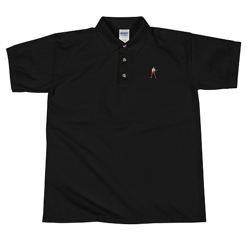 Ricky Embroidered Polo