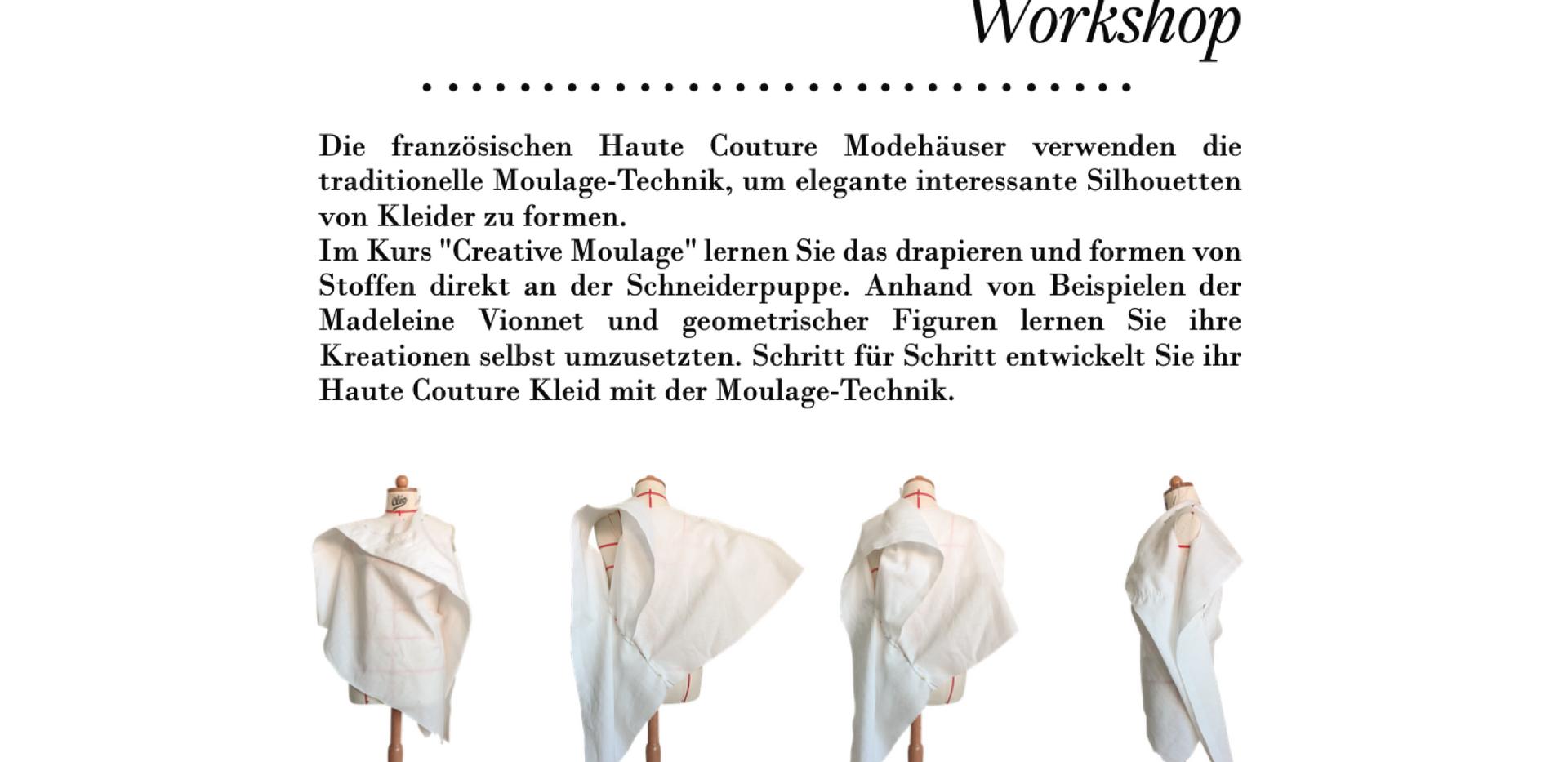 Moulage Magic Workshop