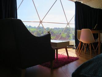 Osprey - View from inside