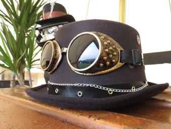 Buzzards steam punk hats