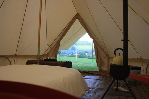 Bell Tent Robin