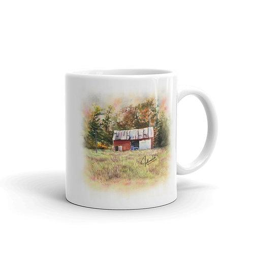 Idlewild Watercolor Mug