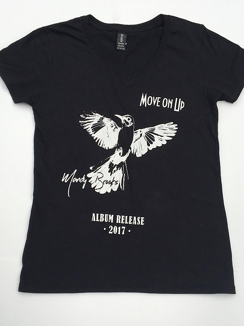 Women's Album Release T-Shirt