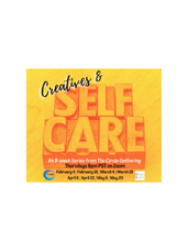 Creative's and Self-Care Zoom Event