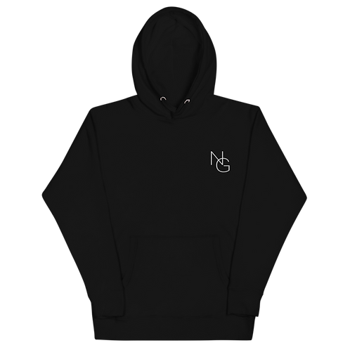 Nate Gott - NG Logo Hoodie