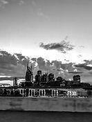 Nashville Skyline By Kress | Brain Candy Photographer
