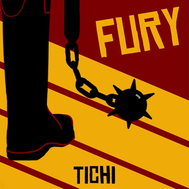 TICHI   FURRY   SINGLE ARTWORK