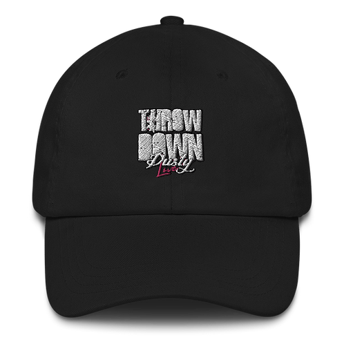 DL - Throwdown Dad hat