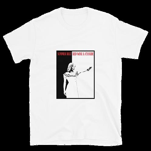 SB Scarface - White Unisex T-Shirt