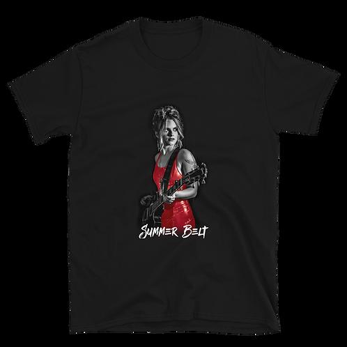 SB Guitar Portrait - Unisex T-Shirt