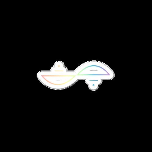 Aiva Astra Rainbow Sticker