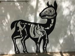 Oaxacan street mural
