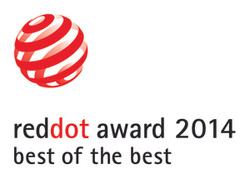 2014 德國紅點設計 傳達設計最佳獎