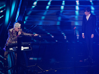 Italy | Fourth night of Sanremo finishes with Bugo and Morgan's argument on stage and Diodato as