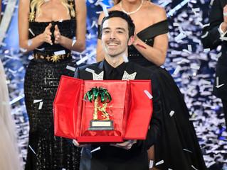 Eurovision 2020   Diodato wins Sanremo and will represent Italy at Eurovision