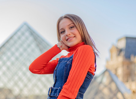 Junior Eurovision 2019 | Carla to sing 'Bim Bam Toi' for France