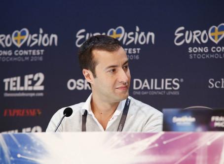 Italy l Nicola Caligiore leaves RAI and Italian Delegation at Eurovision