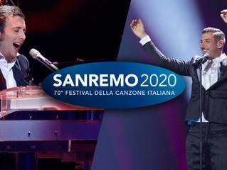 Italy   Raphael Gualazzi and Francesco Gabbani, among the contestants of Sanremo 2020