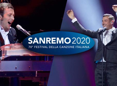 Italy | Raphael Gualazzi and Francesco Gabbani, among the contestants of Sanremo 2020