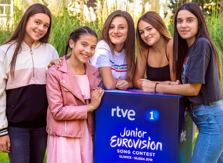 Junior Eurovision 2019 | Spain reveals Melani's backing vocalists and set designer.