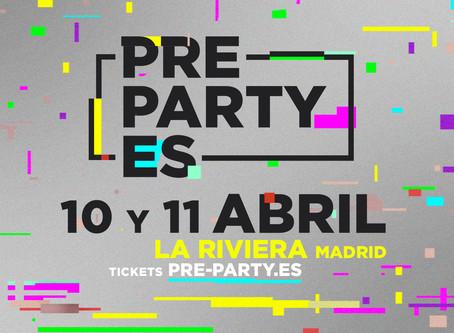 Spain | Madrid cancels PrePartyES 2020 due to Coronavirus alert