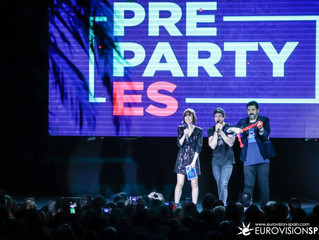 PrePartyES 2020 | Madrid will hold Eurovision Pre-Party on April 10th and 11th 2020