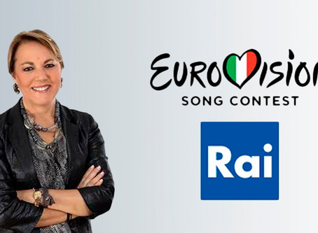 Italy | Simona Martorelli is the new Italian head of delegation for Eurovision