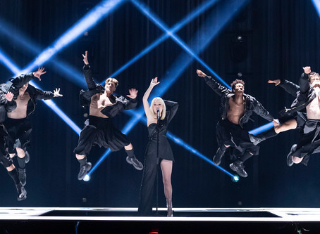 Sweden | Anna Bergendahl and Dotter qualify for the final of Melodifestivalen