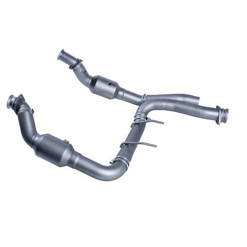 2017 - 2020 Ford F150 Raptor 3.5L Ecoboost Catted Downpipe