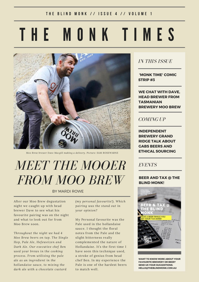 THE MONK TIMES #4