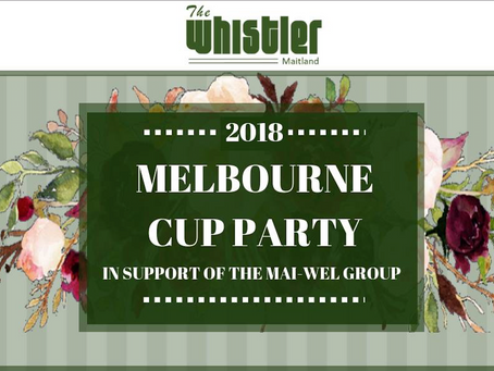 Melbourne Cup at The Whistler